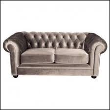 World Market Luxe Sofa Mink by I Really Want This Down Covered Grey Velvet Slipcovered Sofa