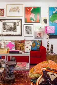 Red Sectional Living Room Ideas by 25 Awesome Bohemian Living Room Design Ideas Bohemian Living