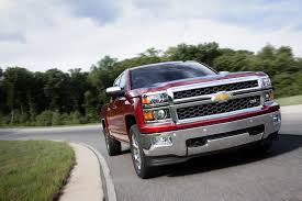 100 Chevy Truck 2014 Chevrolet Silverado GMC Sierra Recalled Over Power Steering Loss