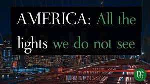 America All the lights we do not see The Review