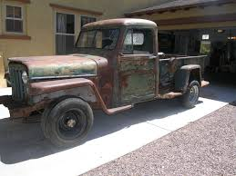 Desert Find 1951 Willys Pickup Project | Project Cars For Sale ... 1960 Willys Pickup 4x4 Frame Off Restored Youtube 1951 Willys Sedan Delivery The Hamb Truck Related Imagesstart 50 Weili Automotive Network Jeep Truck Wikipedia Very First Drive Preparation Willysoverland Wagon Ebay Auction Overland Hot Rod 1950 M38 Trucks Military Retro Wallpaper Bob Etches