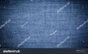 Denim Texture In Close Up View With Copy Space For Vintage Background Or Wallpaper Blue