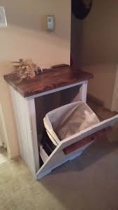 Small Bathroom Trash Can With Lid by Best 20 Trash Can Ideas Ideas On Pinterest Rustic Kitchen Trash