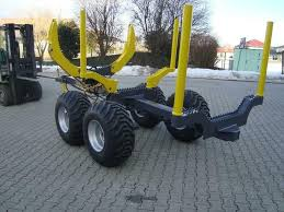 skidder rückewagen holzgreifer holztransport in bayern