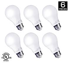 hyperselect 9w led light bulb a19 e26 non dimmable led bulb 60w