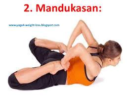 Mandukasan Yoga4 Weight Lossblogspot