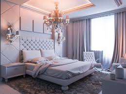 Blending Designs To Create A Couples Bedroom