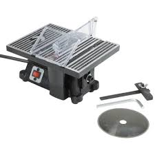 Harbor Freight Electric Tile Cutter by Tiny Saw Nation Perfect Christmas Buys For Woodworkers