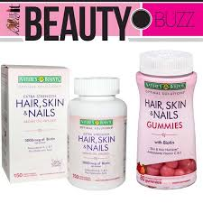 What Is The Natures Bounty Hair Skin Nails 30 Day Challenge