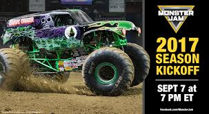 100 Monster Trucks Cleveland Jam