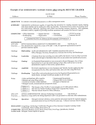 Beautiful Administrative Assistant Summary Resume Npfg Online At Examples