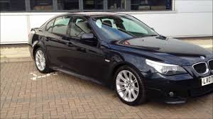 2007 07 BMW 530d M Sport Auto £11 950
