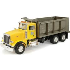 Ertl Big Farm 1:16 Peterbilt 367 Straight Truck Toy W/ Dump Box ...