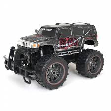 100 H3 Hummer Truck New Bright 110 RC BAD Street Shop Your Way Online