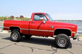 1986 Chevrolet K10 Short Bed Maintenance/restoration Of Old/vintage ...