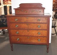 Birdseye Maple Serpentine Dresser by Early 19th Century Red Painted And Bird U0027s Eye Maple Chest Of