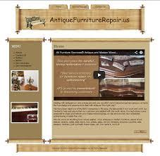 Antique Furniture Repair – USAARM