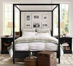 Queen Canopy Bed Curtains by Bedding Eden Isle Canopy Full Frame Iron Home Design Wrought White