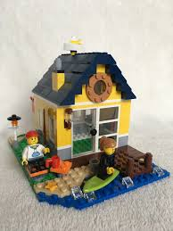 100 Small Lego House 31035 Beach Hut Brick Geek