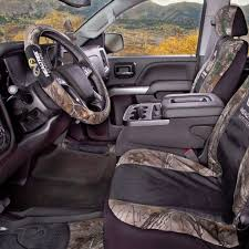 100 Pickup Truck Seat Covers Realtree Xtra Lowback Cover Camo