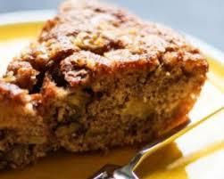 dessert aux pommes sans gluten recette de gâteau moelleux aux pommes et noix sans gluten