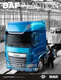 100 Action Truck DAF In 022018 DAF S NV