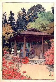 A Shin Hanga Print Autumn IllustrationJapan ArtWoodblock