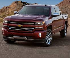 Our Top Chart Of The Best Trucks For 2017 Model Year