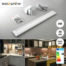 led schrankbeleuchtung warmweiß 5w 30cm lichtleiste