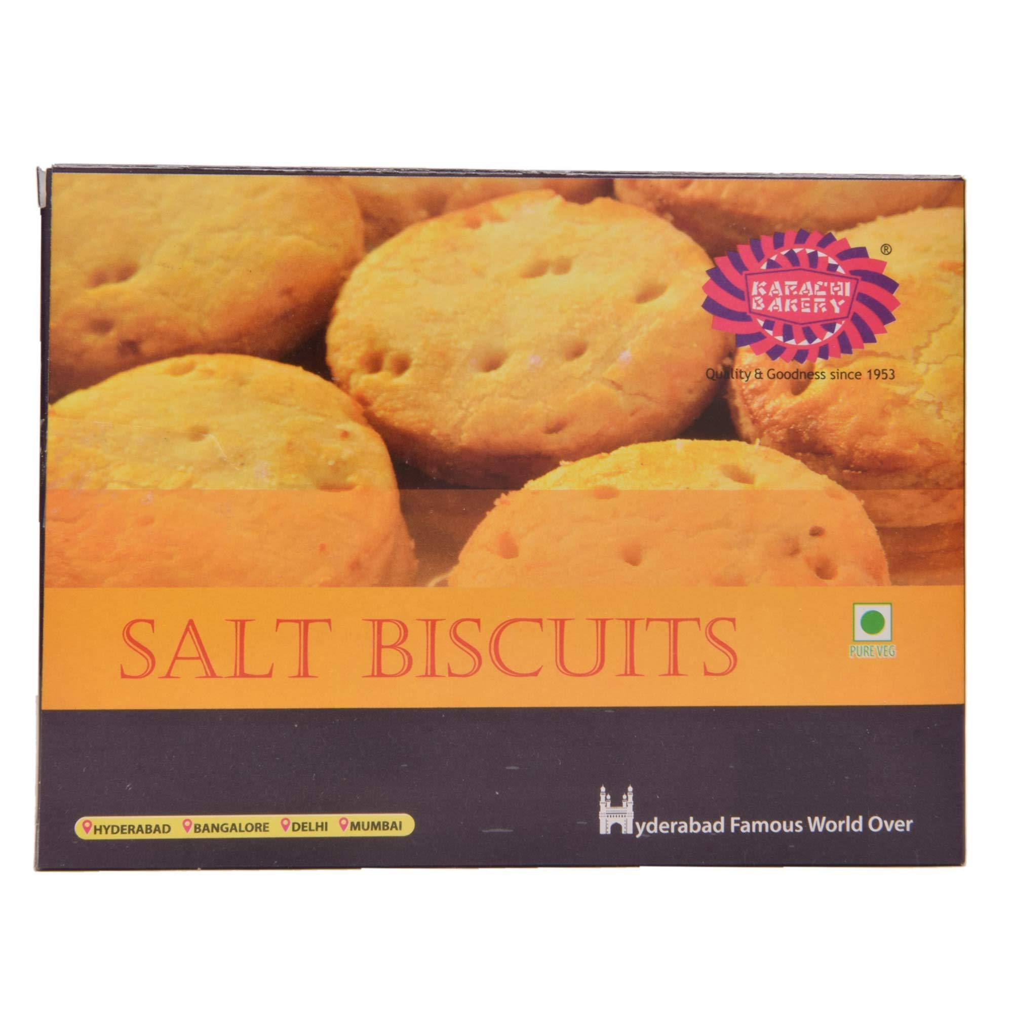 Karachi Bakery Salt Biscuits 14.1 oz