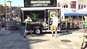 100 Universal Food Trucks Straight Outta Truck Show At Studios Florida YouTube