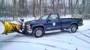 100 Plow Trucks For Sale 1998 Chevrolet Truck 2500 Diesel W Snow Online Government