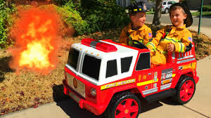 Fire Engine For Kids (Ride On) - Unboxing, Review, Pretend Rescue ... Vintage Style Ride On Fire Truck Nture Baby Fireman Sam M09281 6 V Battery Operated Jupiter Engine Amazon Power Wheels Paw Patrol Kids Toy Car Ideal Gift Unboxing And Review Youtube Best Popular Avigo Ram 3500 Electric 12v Firetruck W Remote Control 2 Speeds Led Lights Red Dodge Amazoncom Kid Motorz 6v Toys Games Toyrific 6v Powered On Little Tikes Cozy Rideon Zulily