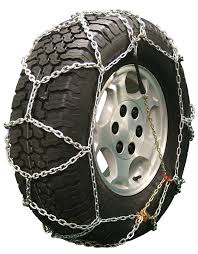 100 Snow Chains For Trucks Diamond Back Alloy Light Truck Tire Chain 2536Q Amazon Ca With