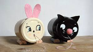 Fun Twine Holder Mason Jar Craft