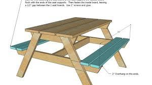the most childs picnic table csublogs com