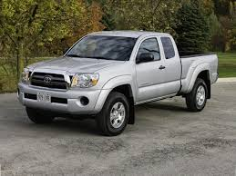 Used One-Owner 2011 Toyota Tacoma Base V6 In Midwest City, OK ...