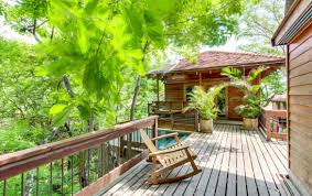 100 Tree House Studio Wood Ocean View For Rent In Nicaragua