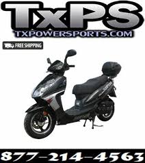Taotao Evo 50CC Bigger Size Gas Street Legal Scooter Free Shipping