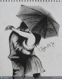 True Love In Sketching By Ugen Maharjan