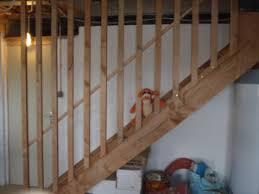 cage d escalier du sous sol re verticale lamaisonboisdenous