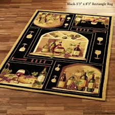 Wine Themed Kitchen Set by Wine Themed Kitchen Rugs With Themewine Rug Sets Theme Grape 32