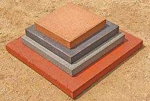 16x16 Patio Pavers Weight by St Vrain Block Company Stvrainb On Pinterest