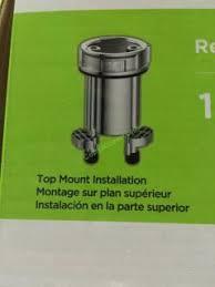 Waterridge Kitchen Faucet Manual by Water Ridge Euro Style Kitchen Faucet U2013 Costcochaser
