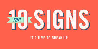 Break Time Sign For Work