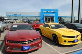 All American Chevrolet of Midland Chevrolet Service Center