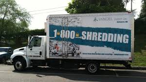 Public Community Shred Events Throughout Baltimore By Vangel Inc.