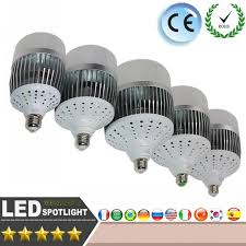 e27 e40 50w 70w 100w 120w 180w high brightness led bulbs ac175