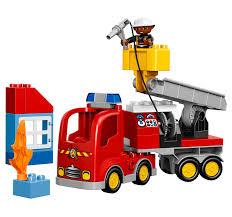 LEGO DUPLO Town Fire Truck 10592 - Walmart.com