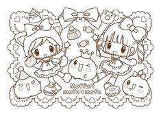 Kawaii Japanese Coloring Pages Free Online Printable Sheets For Kids Get The Latest Images